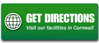 Get Directions Visit our facilities in Cornwall
